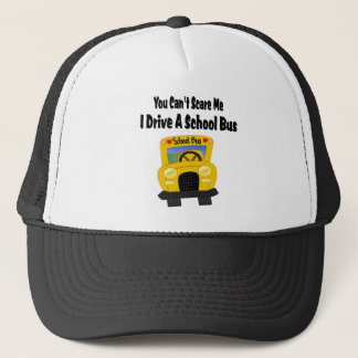 Lustiger Schulbus-Fahrer Truckerkappe