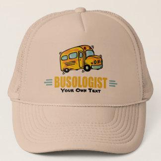 Lustiger Schulbus Truckerkappe