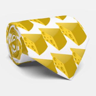Lustiger Schweizer feinschmeckerischer Käse Krawatte