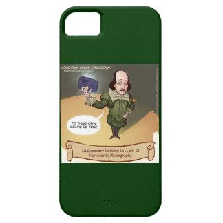 Lustiger Shakespeare Selfie iPhone 5/5S Fall iPhone 5 Schutzhülle
