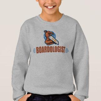 Lustiger Snowboarding-Liebhaber-Snowboarder Sweatshirt