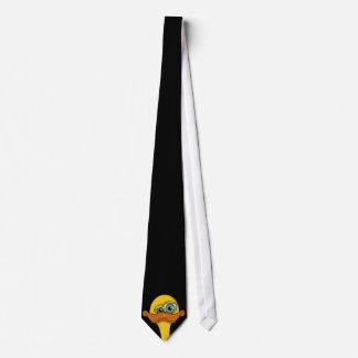 Lustiger sonderbarer Enten-Cartoon Individuelle Krawatten