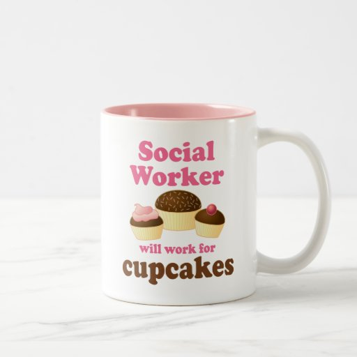 Lustiger Sozialarbeiter Kaffee Haferl