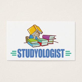 Lustiger Student Visitenkarte