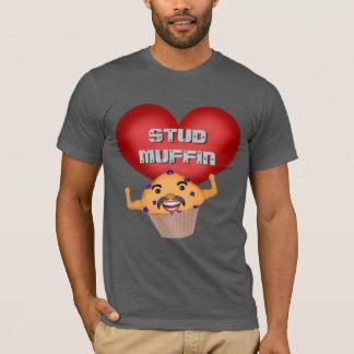 Lustiger T - Shirt Bolzen-Muffinvalentines Tages