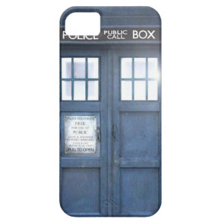 Lustiger Telefonzelle iPhone 5 Fall iPhone 5 Case