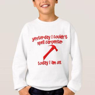 lustiger Tischler Sweatshirt