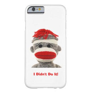 Lustiger u. niedlicher Kasten des Telefons 5 des Barely There iPhone 6 Hülle