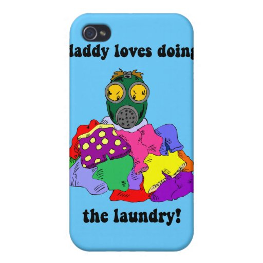 lustiger Vati Hülle Fürs iPhone 4