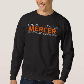 Lustiger Vintager Art-T - Shirt für MERCER