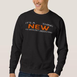 Lustiger Vintager Art-T - Shirt für NEUES