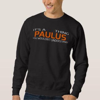 Lustiger Vintager Art-T - Shirt für PAULUS