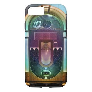 Lustiger Vintager Jukebox iPhone 8/7 Hülle