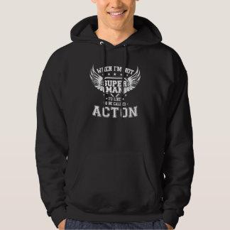Lustiger Vintager T - Shirt für ACTON