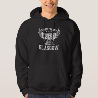 Lustiger Vintager T - Shirt für GLASGOW