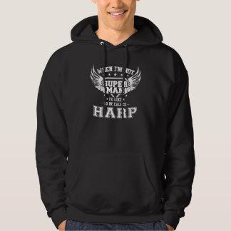 Lustiger Vintager T - Shirt für HARFE