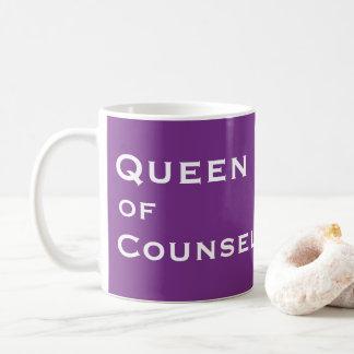 Lustiger weiblicher Ratsmitglied-Spitzname - Kaffeetasse