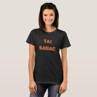 Lustiger weiblicher T-Shirt