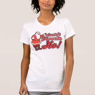 lustiger Weihnachtensankt-Liebling HO T-Shirt