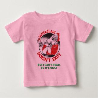 Lustiger Weihnachtsmann scherzt Shirt - Sankt
