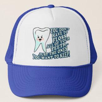 Lustiger Zahnarzt-Zahnarzthelfer Truckerkappe
