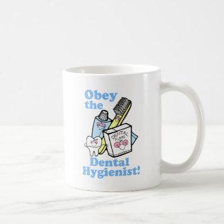 Lustiger Zahnarzthelfer Kaffeetasse