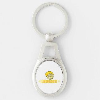 Lustiger Zitronen-Liebhaber Schlüsselanhänger