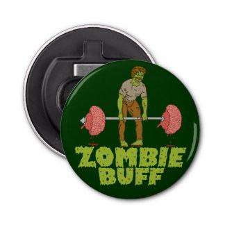 Lustiger Zombie-Büffelleder-Gewichts-Heber Flaschenöffner
