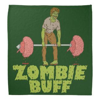 Lustiger Zombie-Büffelleder-Gewichts-Heber Halstuch