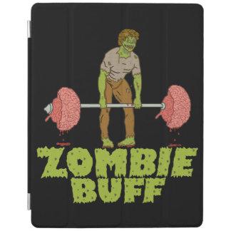 Lustiger Zombie-Büffelleder-Gewichts-Heber iPad Smart Cover