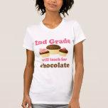 Lustiges 2. Grad-Lehrer-T-Stück T Shirt