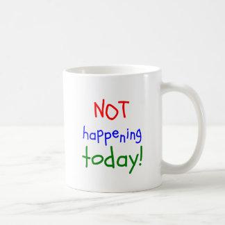 Lustiges adulting doppelseitiges Zitat Kaffeetasse