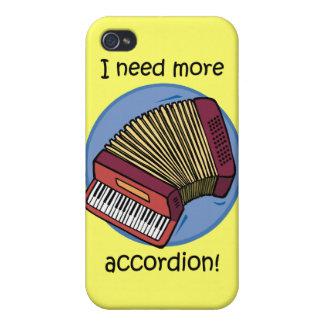 lustiges Akkordeon iPhone 4 Hüllen