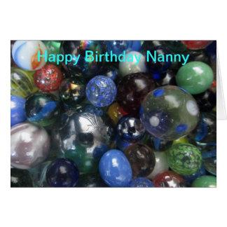 Lustiges alles- Gute zum Geburtstagkindermädchen Karte