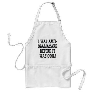 Lustiges Anti-Obamacare Schürzen