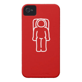 Lustiges Astronaut R/Case1 iPhone 4 iPhone 4 Case-Mate Hülle