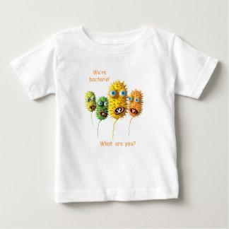 Lustiges Bakterient-stück Baby T-shirt