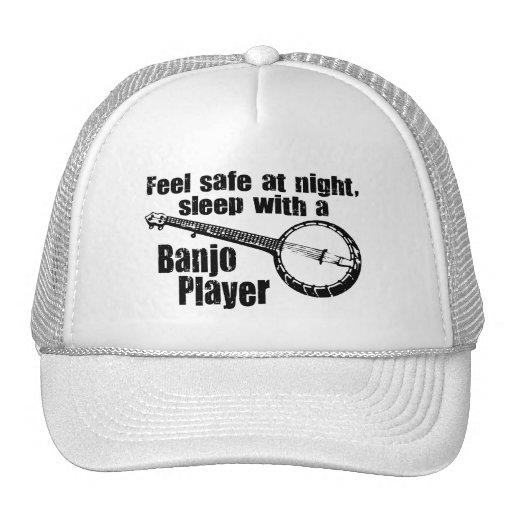 Lustiges Banjo Trucker Cap