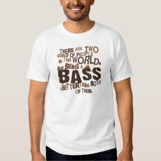Lustiges Bass-Sänger-Chor-Musik-Shirt für Männer T Shirts