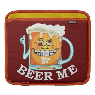 Lustiges Bier ich Sleeve Für iPads