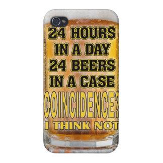 lustiges Biertelefon iPhone 4 Schutzhülle