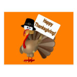 """Lustiges die Türkei-Sprichwort """"glücklicher Ernted Postkarten"""