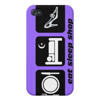 lustiges Einkaufen Etui Fürs iPhone 4