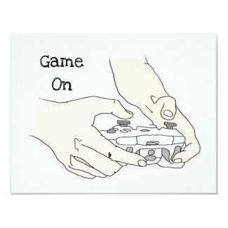 Lustiges Gamer-Niveau herauf Geburtstaggeek-Spaß Karte