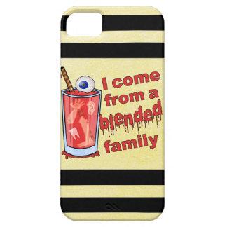 Lustiges gemischtes Familien-Wortspiel Etui Fürs iPhone 5
