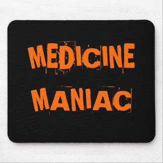 Lustiges Geschenk-medizinischer Spitzname Mauspads