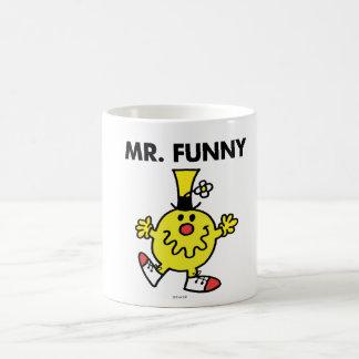 Lustiges Gesicht Herr-Funny | Tasse