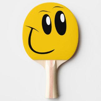 Lustiges Gesichts-Tischtennis-Paddel Tischtennis Schläger