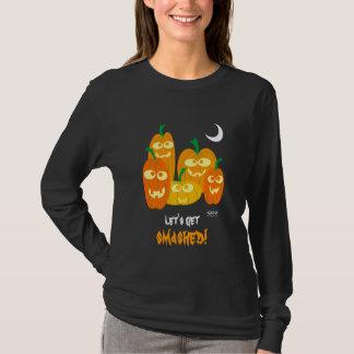 Lustiges Halloween-Shirt. T-Shirt