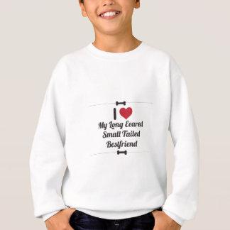Lustiges Hundezitat Sweatshirt